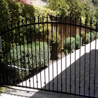 Remote Entry Access Gate San Jose