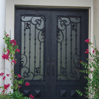 Wrought Iron Doors, San Jose, CA