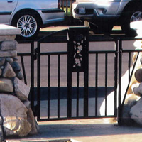 Wrought Iron Gates San Jose