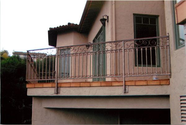 Wrought Iron San Jose Ca Gates Fence Railing Doors